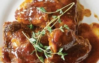Recipe for Cajun Barbecue Rotisserie Chicken
