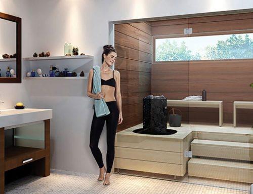 In-Home Custom Built Sauna