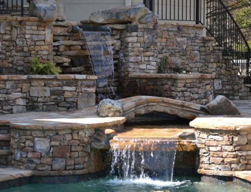 Make A Big Backyard Splash