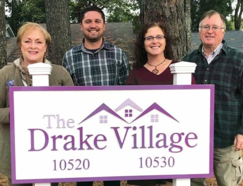 Giving Back to The Drake Village and Georgia Elementary Schools