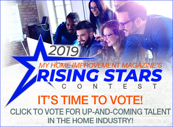 Nominate your favorite new talent in My Home Improvement 2019 Rising Star Contest