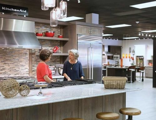 KitchenAid® Performance Meets Smart Home Technology