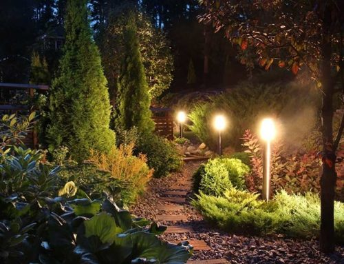 Q & A – How do I ensure my outdoor lighting is safe?