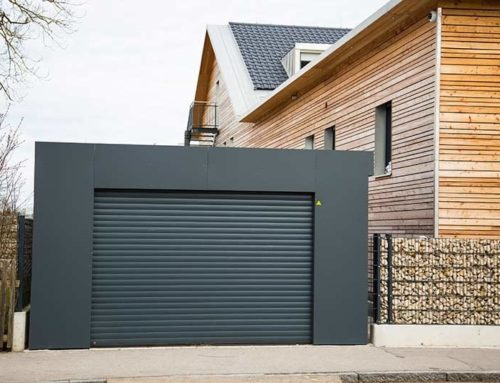 Q & A – What are some alternative locations that garage doors can be utilized in and around the home?