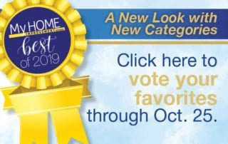 My Home Improvement magazine Best of 2019 Contest - click to vote your favorites