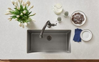 Elkay stainless steel sink