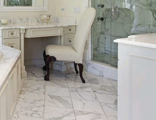 5 Tips For Using Marble In Wet Areas