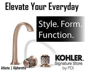 Kohler faucet and hardware