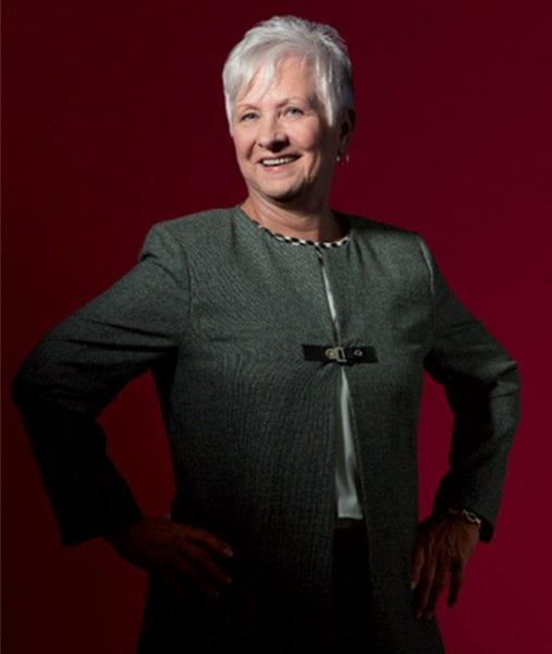 Diane Coker winner of NKBA Service Award