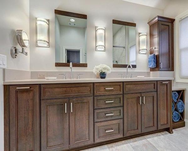 NKBA Designs of Distinction Award Large Bathroom Winner