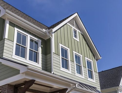 Q & A – What are common indicators that it's time for new masonite particle or wooden siding?
