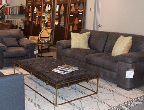 Meet Long-Time Leather Furniture Specialist Scott Lobel