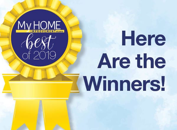 My Home Improvement magazine Best of 2019 Contest. Here are the winners you chose.