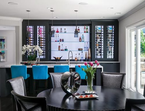 8 Design Details for the Perfect Home Bar