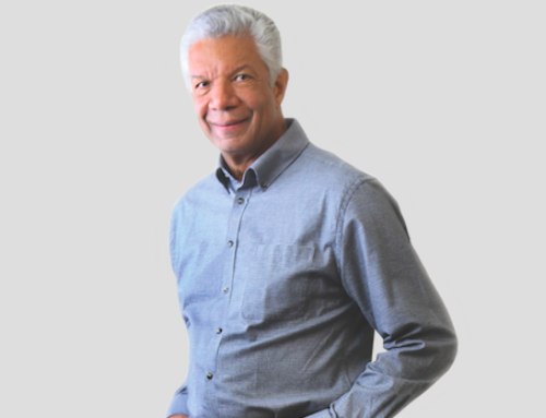 Joe Washington on Life in the Spotlight and Aging-In-Place Gardening